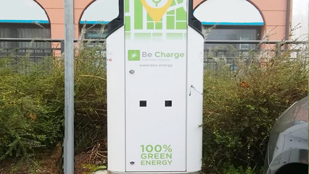 Energie Pulite colonnina elettrica